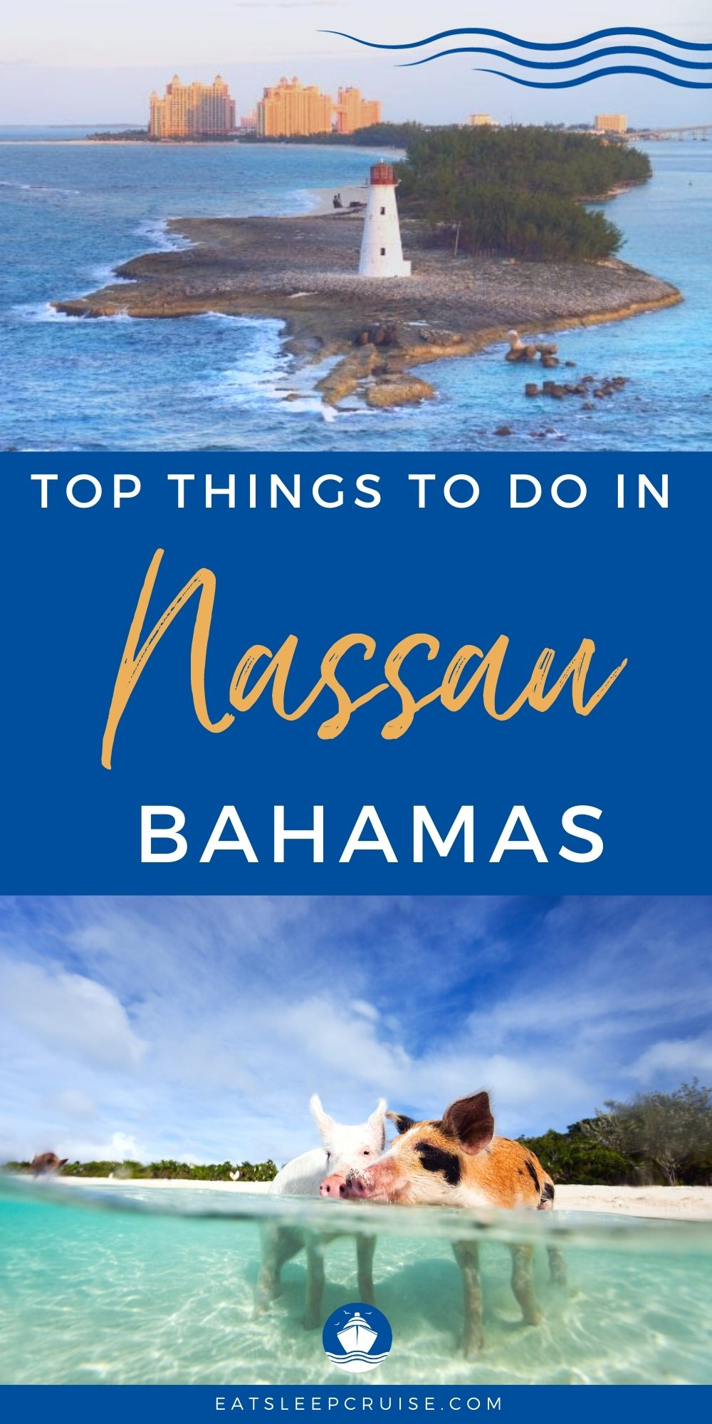 If you are visiting the Bahamas this summer, have a look at our list of the Best Things to Do in Nassau, Bahamas on a Cruise (2021).