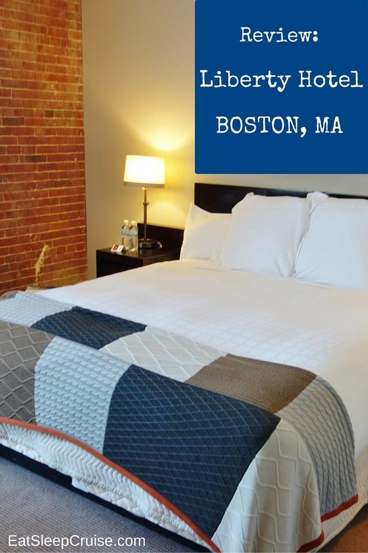 Liberty Hotel Boston
