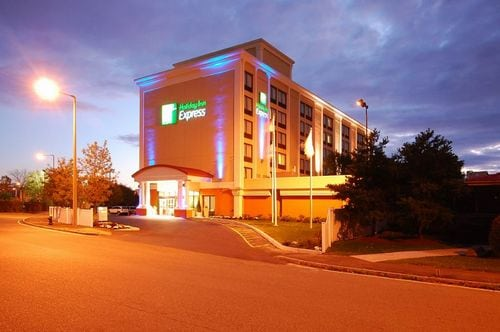 Hotels Near Boston Cruise Port Holiday Inn Express Exterior Ihg 2017