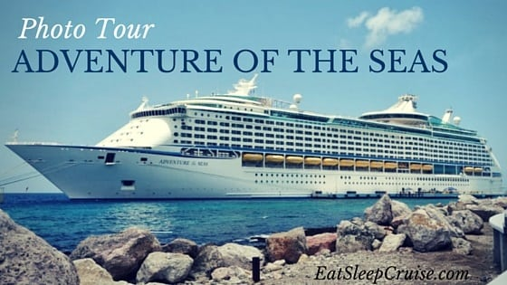 Complete Photo Tour Of Adventure Of The Seas Review