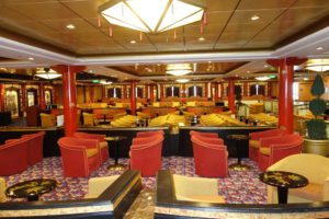 Imperial Lounge on Adventure of the Seas