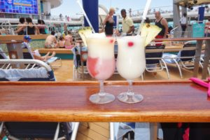 Pool Bar on Adventure of the Seas