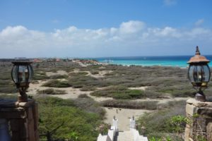 View from El Trattoria Aruba Tour