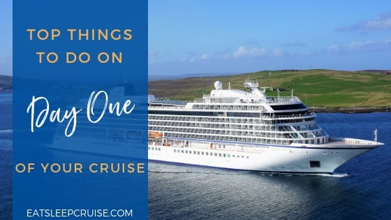 Top 10 Things to do on Embarkation Day of a Cruise