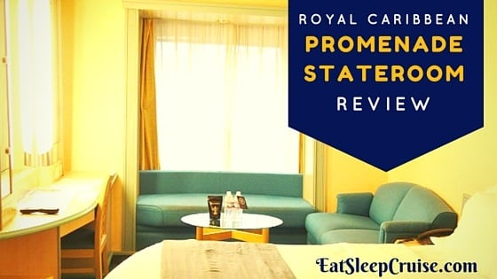 Promenade Stateroom Review