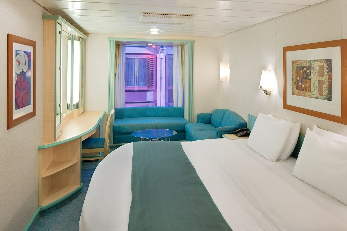 Royal Caribbean Promenade Stateroom Review