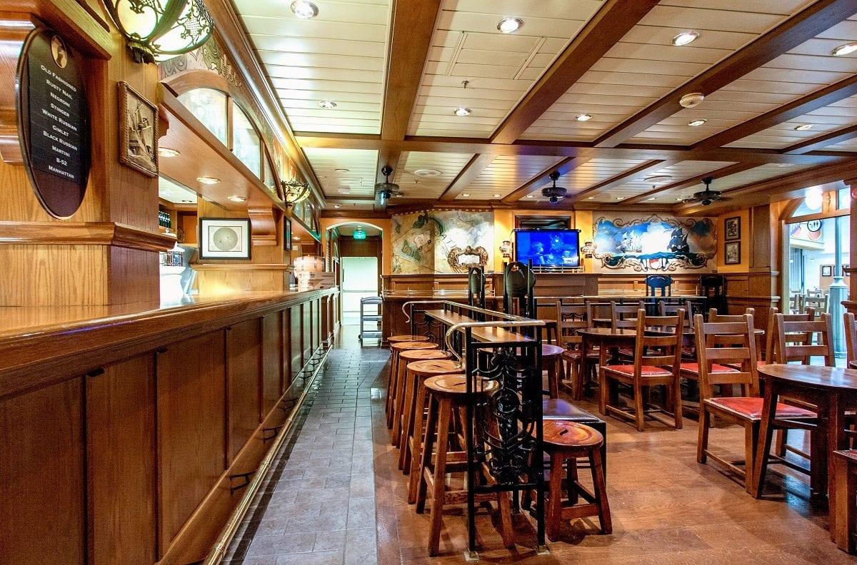 Adventure Of The Seas Bars Drinks Around The Ship