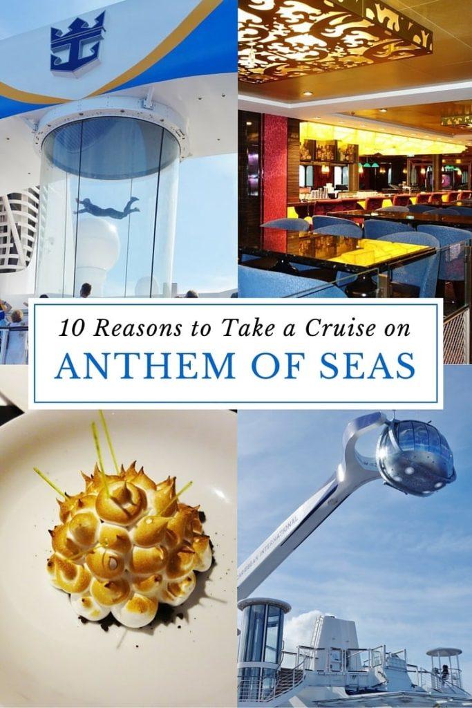 Abthem of the Seas Cruise