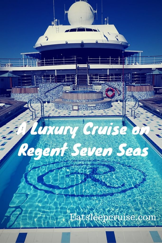A Luxury Cruise on Regent Seven Seas
