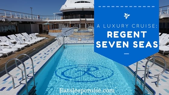 Guest Post: What it's Like on a Luxury Cruise on Regent Seven Seas
