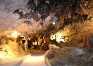 Hato caves in Curacao