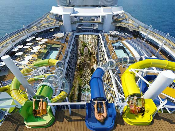Top Cruise News Stories