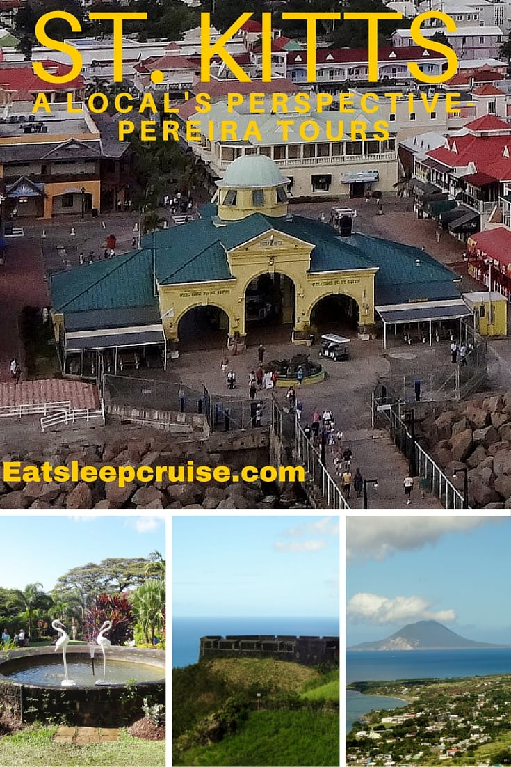 A Local's Perspective on St. Kitts for Cruisers- Pereira Tours