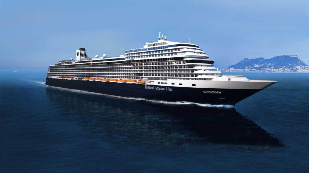 Just Announced! Brand New West Coast Cruises on MS Koningsdam