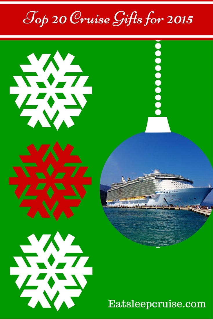 Top Cruise Gifts 2015