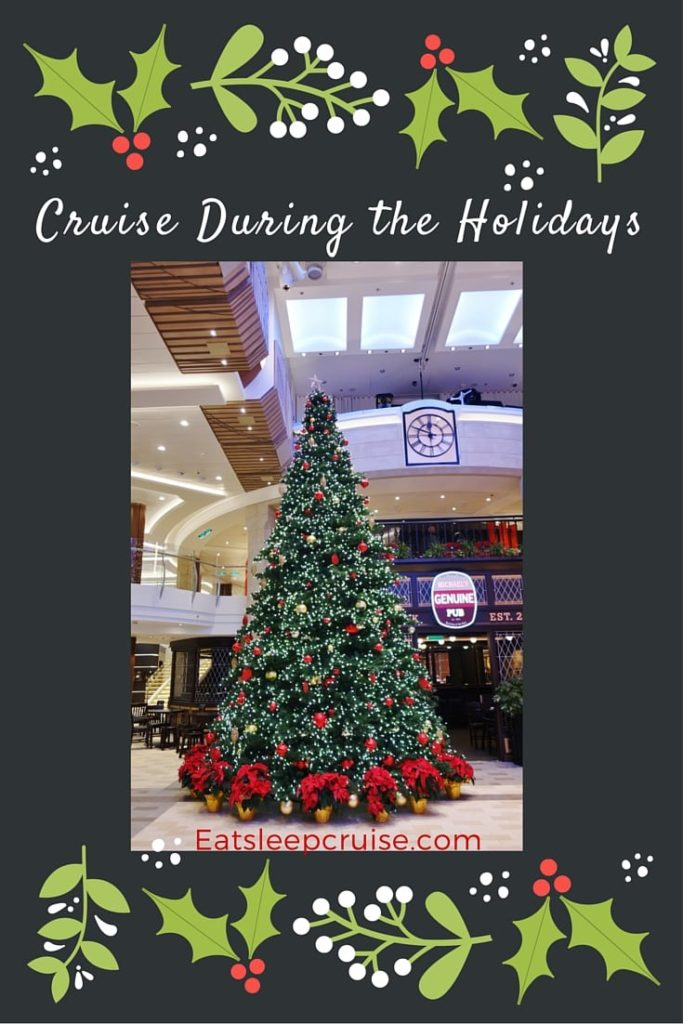 Top Reasons to Cruise during the Holidays