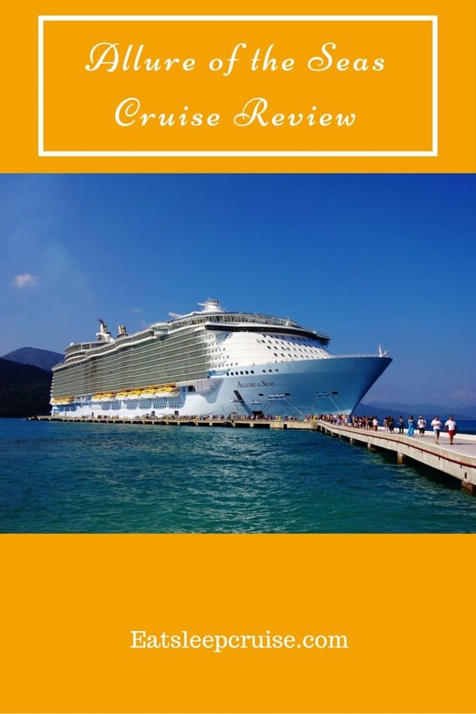 Allure of the Seas Cruise Review