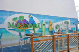 Margaritaville at sea Restaurant Review