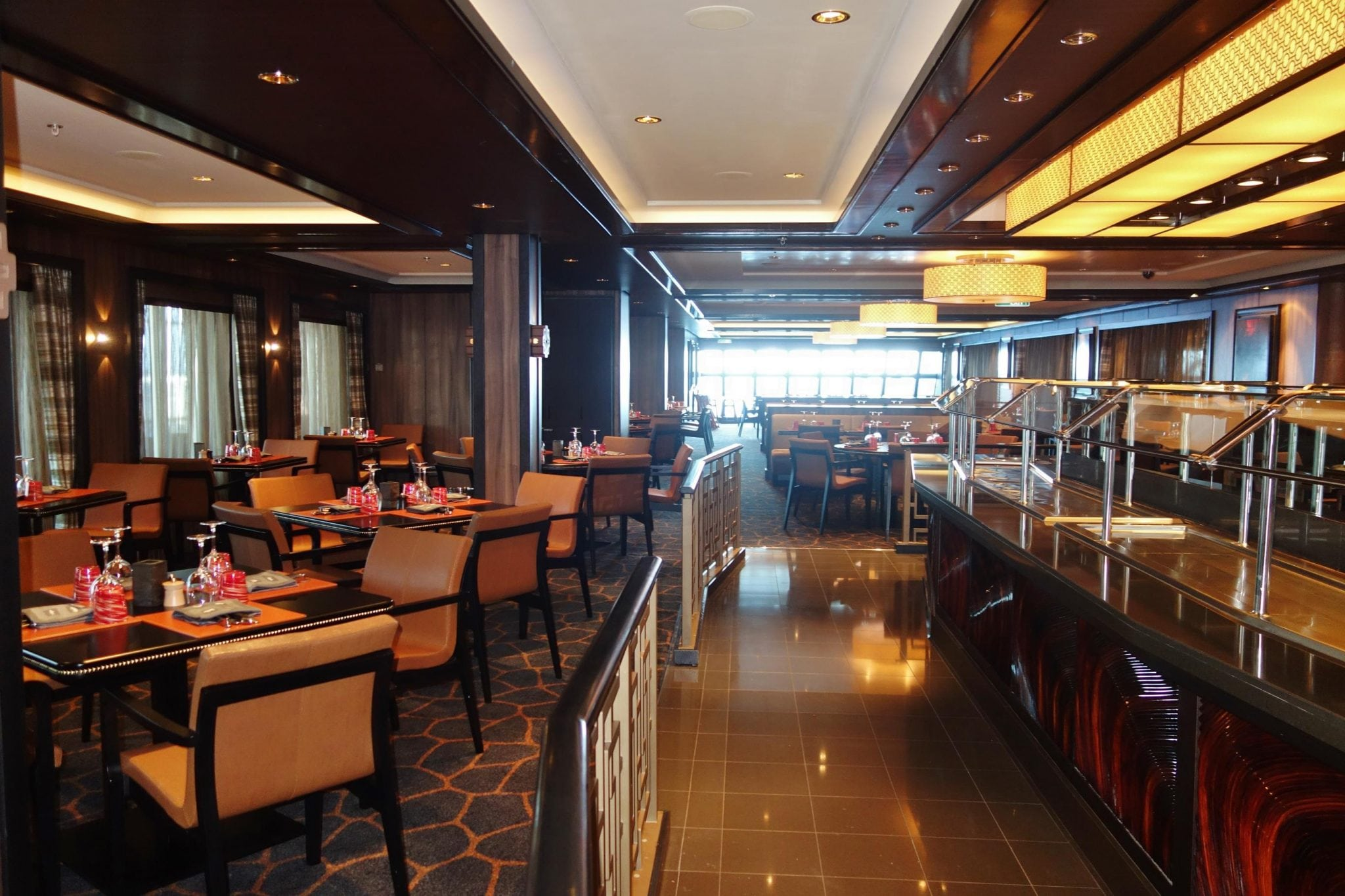 Moderno Churrascaria on Norwegian Escape