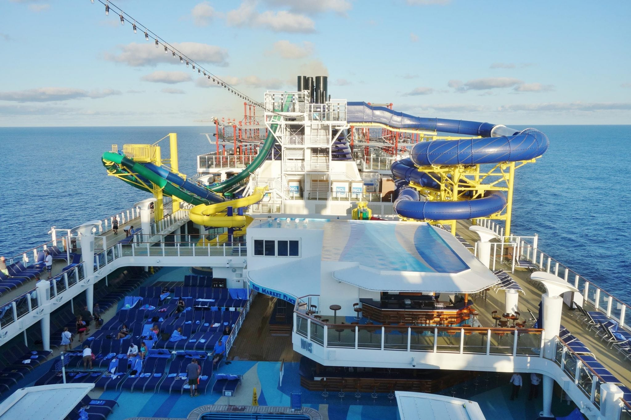 The Perfect Sea Day on Norwegian Escape