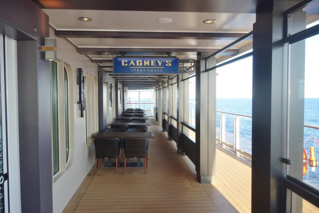 Review Of Cagney S Steakhouse On Norwegian Escape