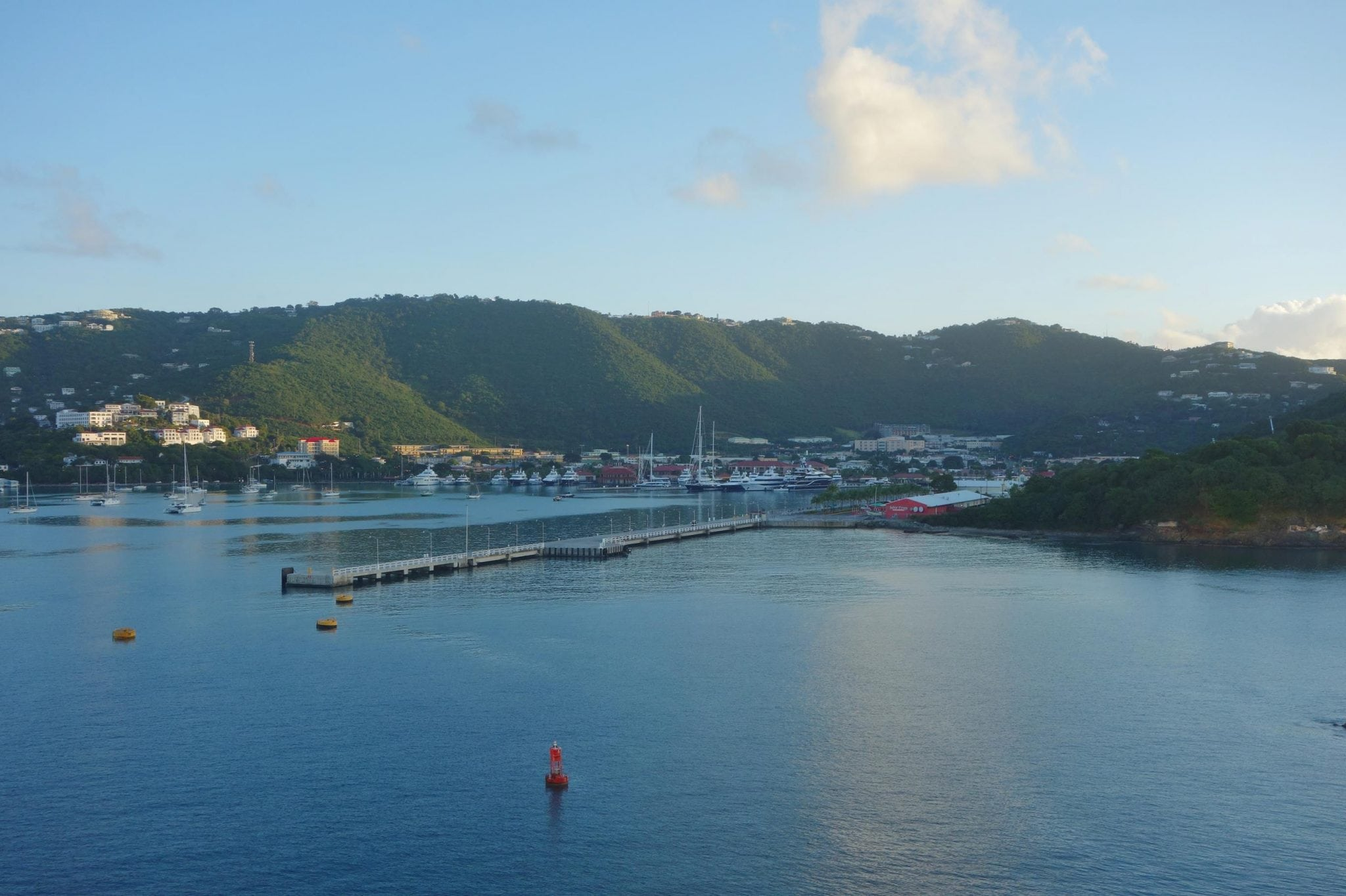 St Thomas Island Tour
