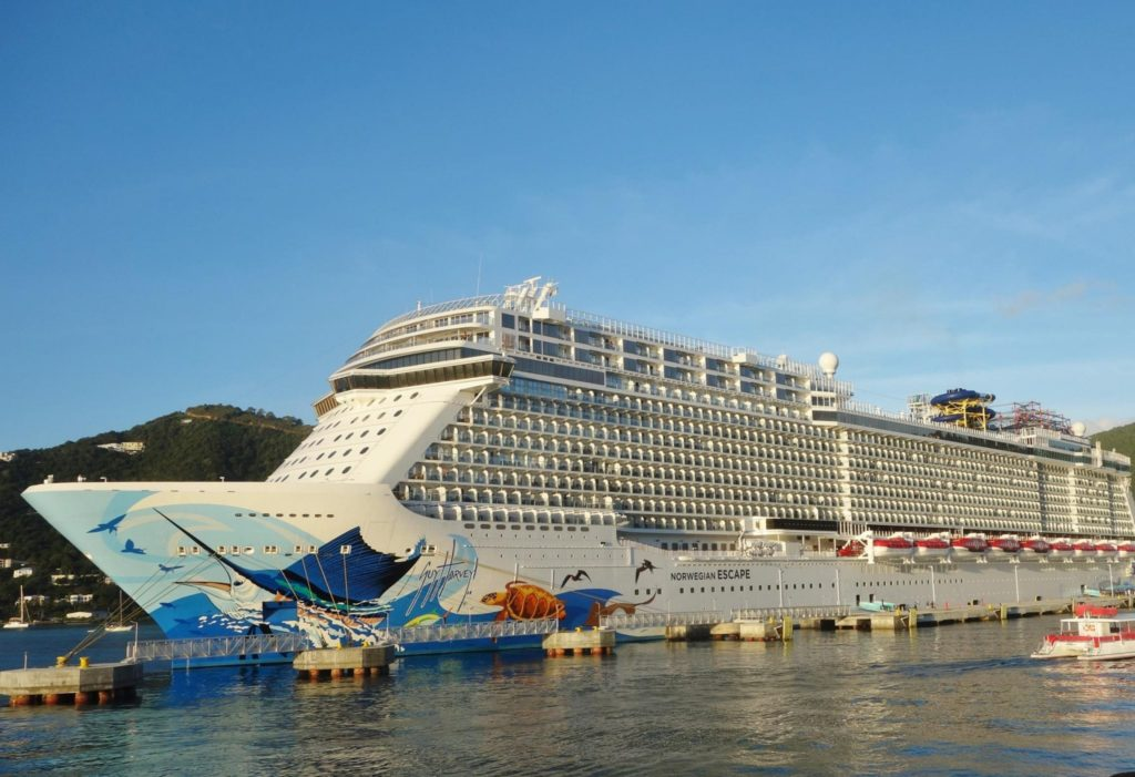Norweigan Escape Cruise Review