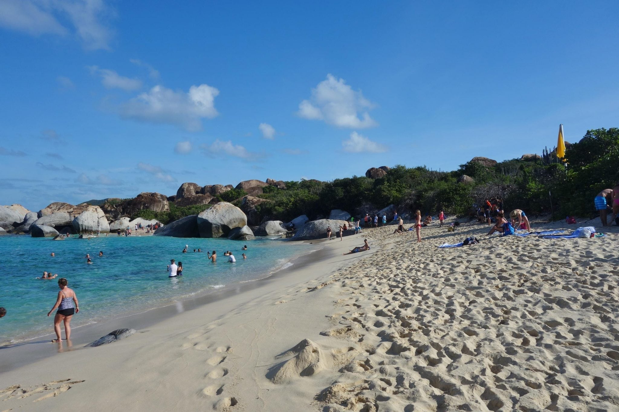 The Baths at Virgin Gorda