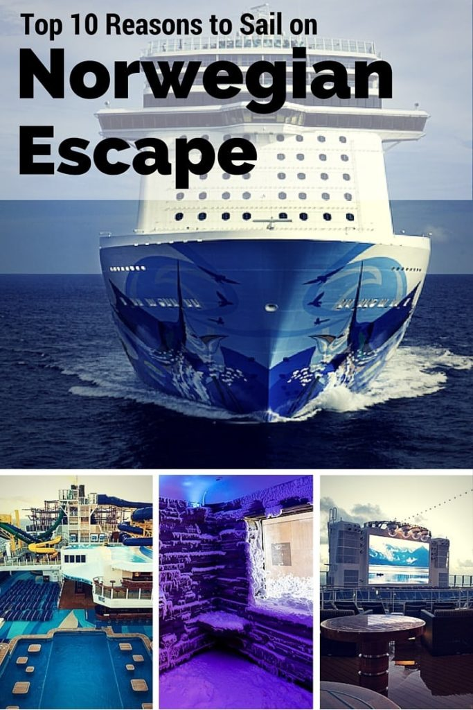 Norwetgian Escape Cruise Ship