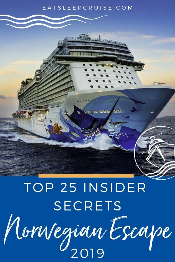 Top 25 Norwegian Escape Secrets