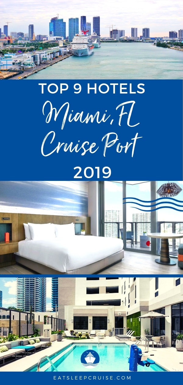Top 9 Hotels Near Miami Cruise Port
