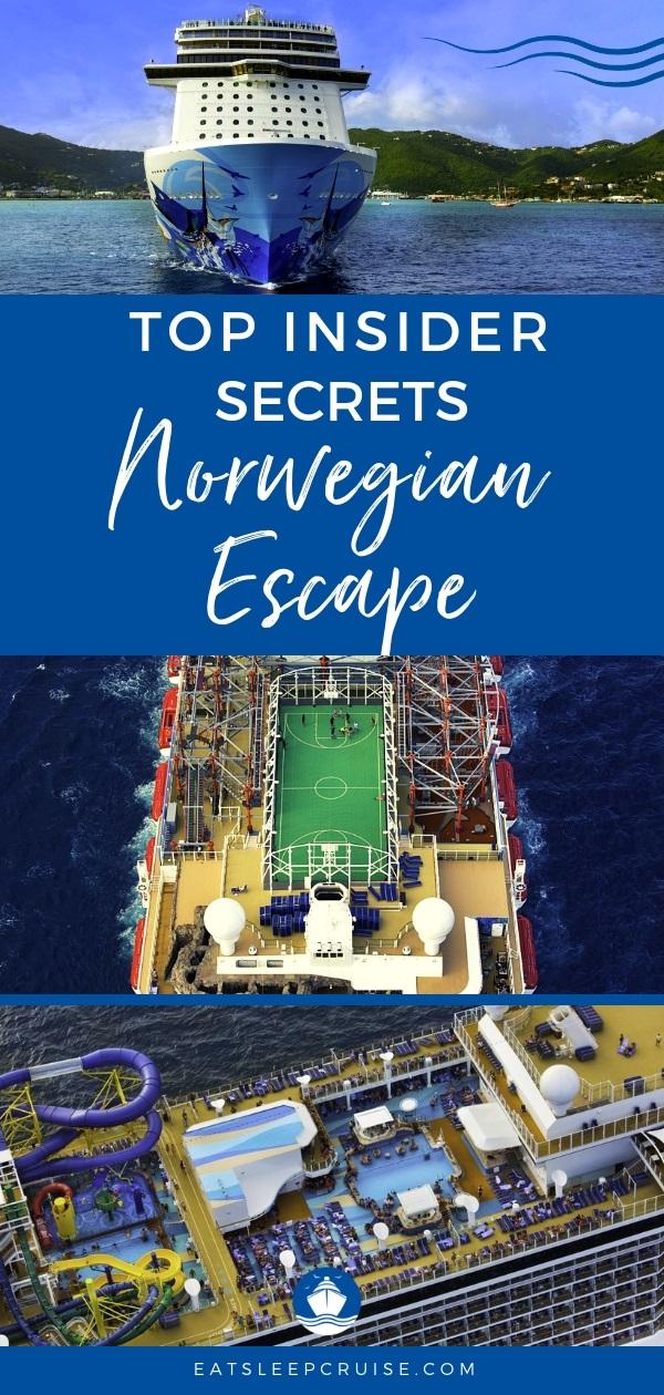 Insider Secrets Norwegian Escaoe