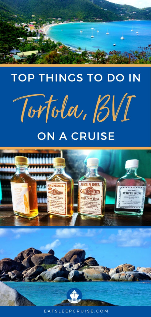 Top Things to Do in Tortola on a Cruise
