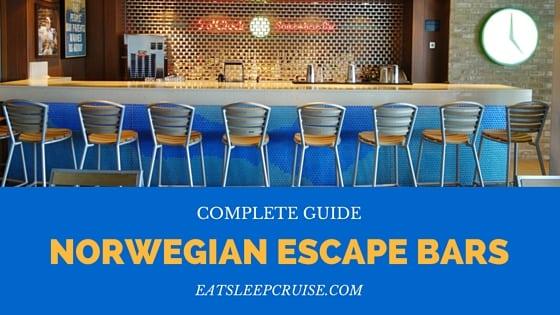 Norwegian Escape Bars – A Complete Guide