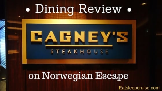 Cagneys on Norwegian Escape