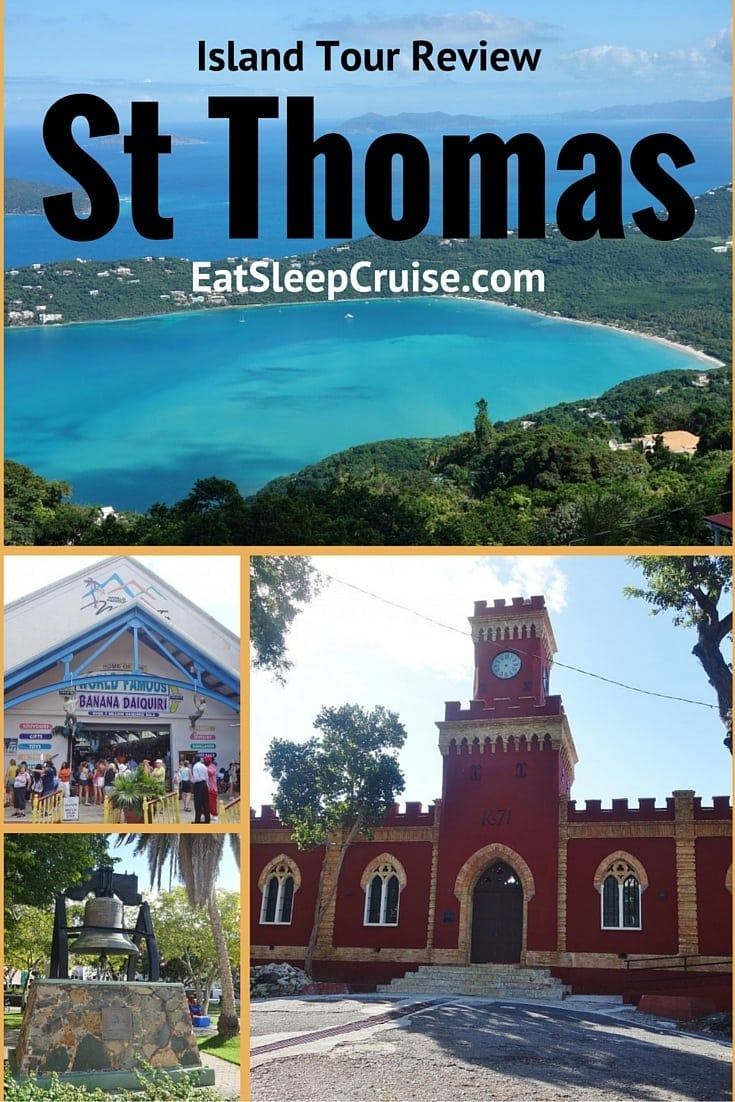 St Thomas Island Tour Review With Sunny Liston