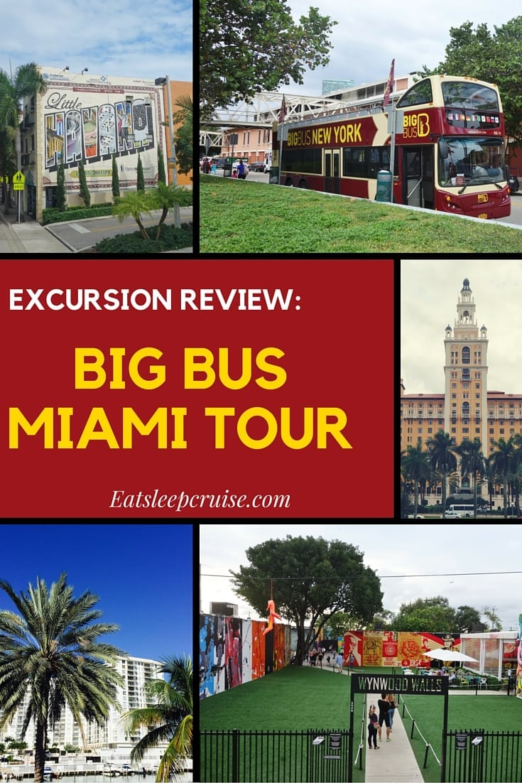Big Bus Miami Tour
