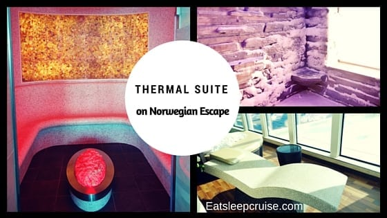 Review: Thermal Suite on Norwegian Escape