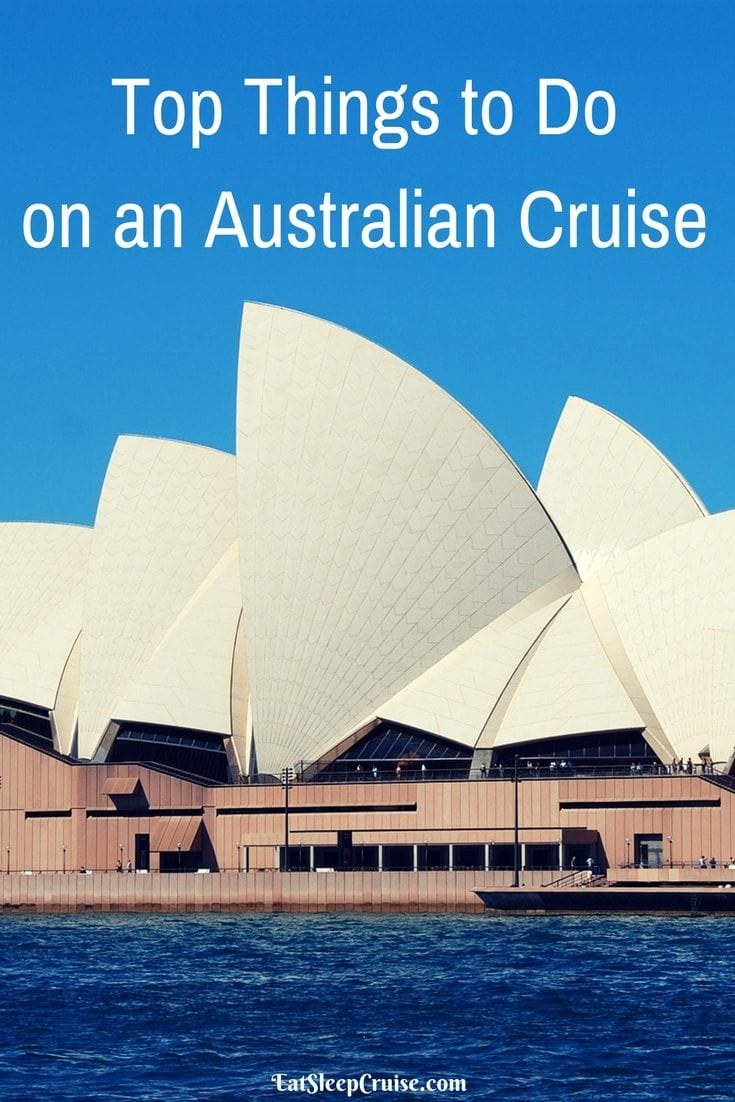 Top Things to Do on an Australian Cruise