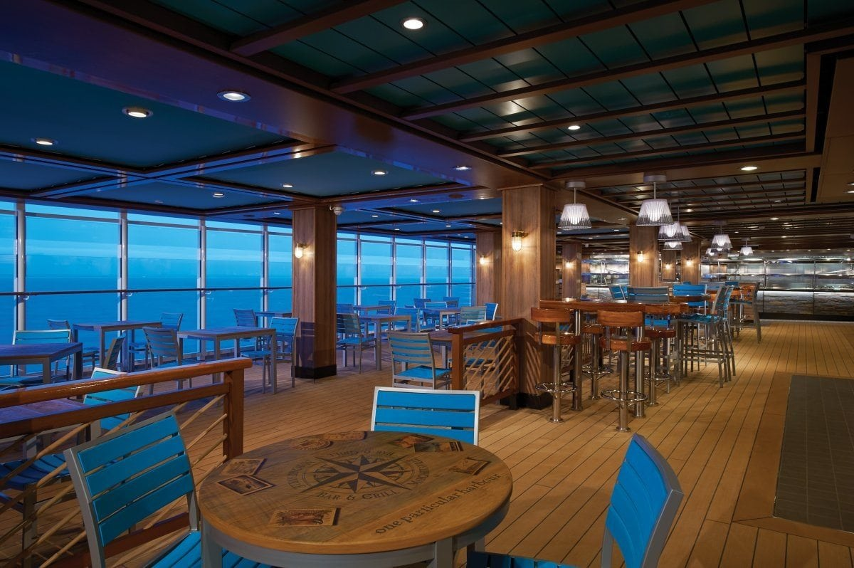 Margaritaville At Sea Restaurant Photo Review