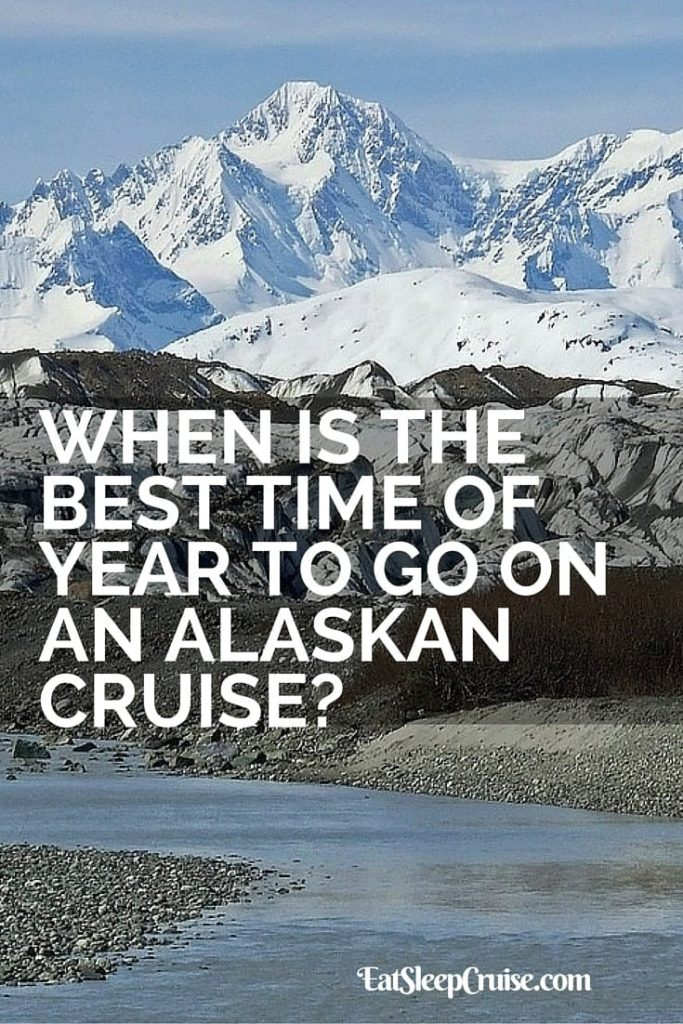 Best Time of Year to Go on an Alaskan Cruise