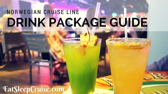 Norwegian Drink Packages Complete Guide