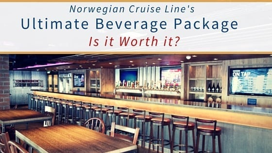 Norwegian Ultimate Beverage Package Review