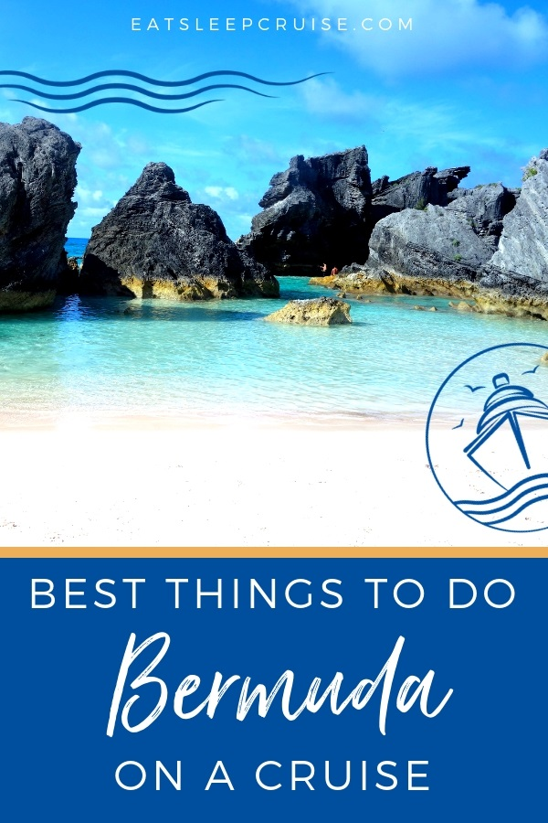Best Things to do in Bermuda on a Cruise