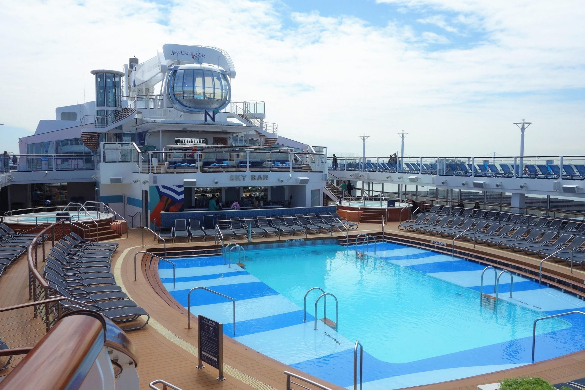 Anthem of the Seas Review Bermuda