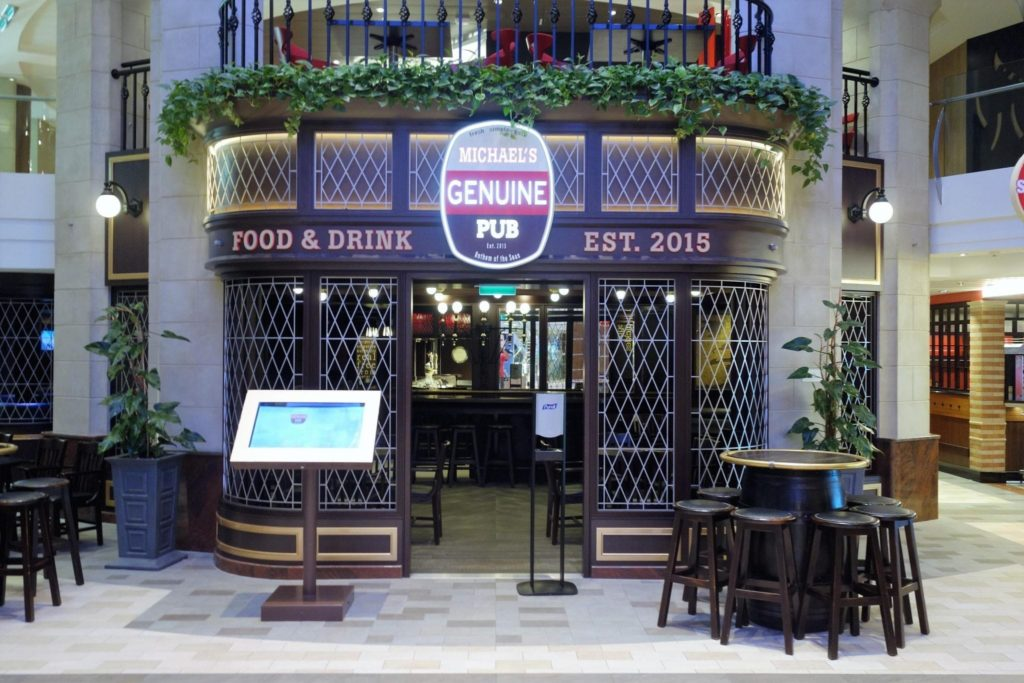 Anthem of the Seas Bars