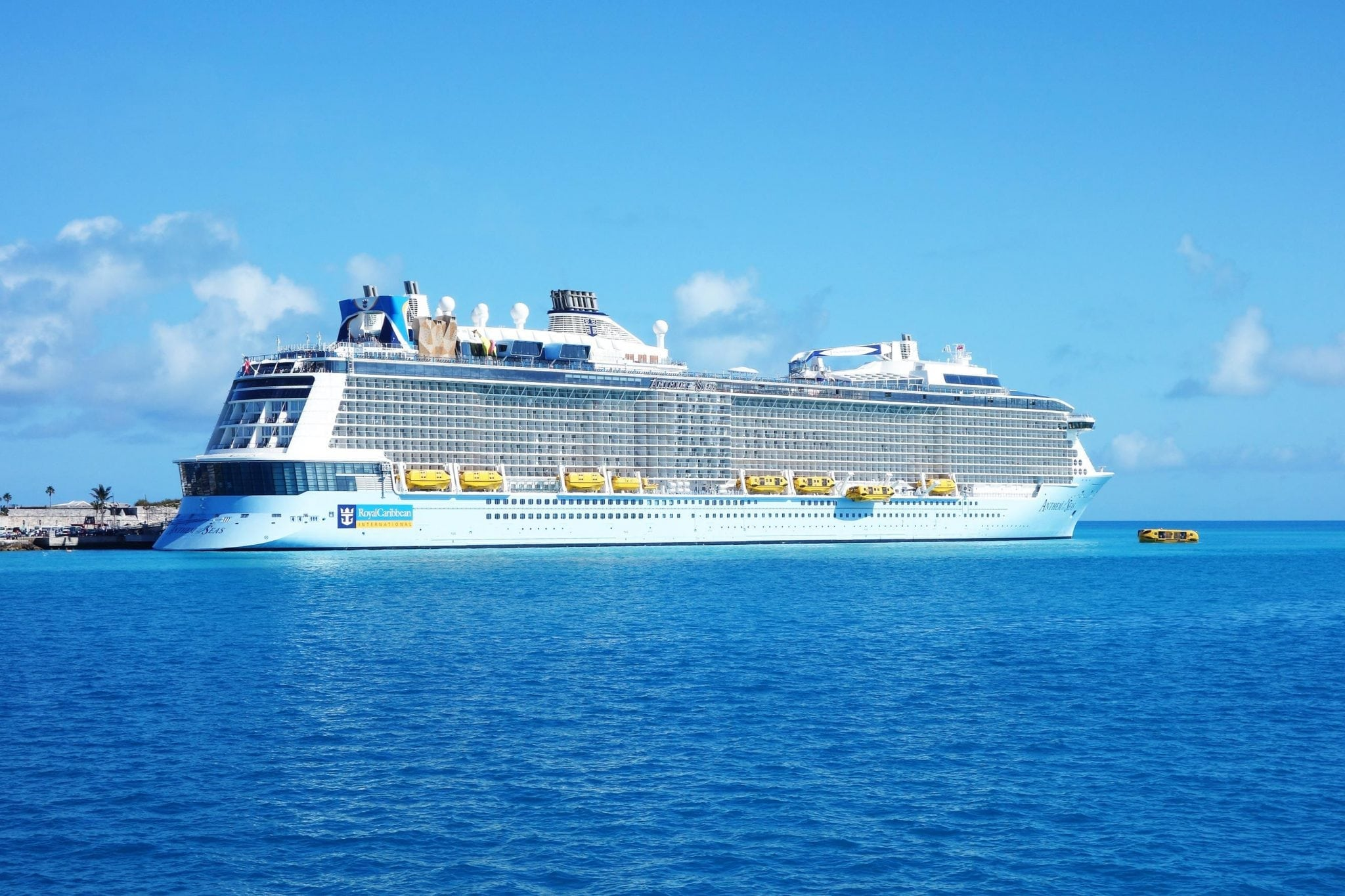 Anthem of the Seas Planning Guide