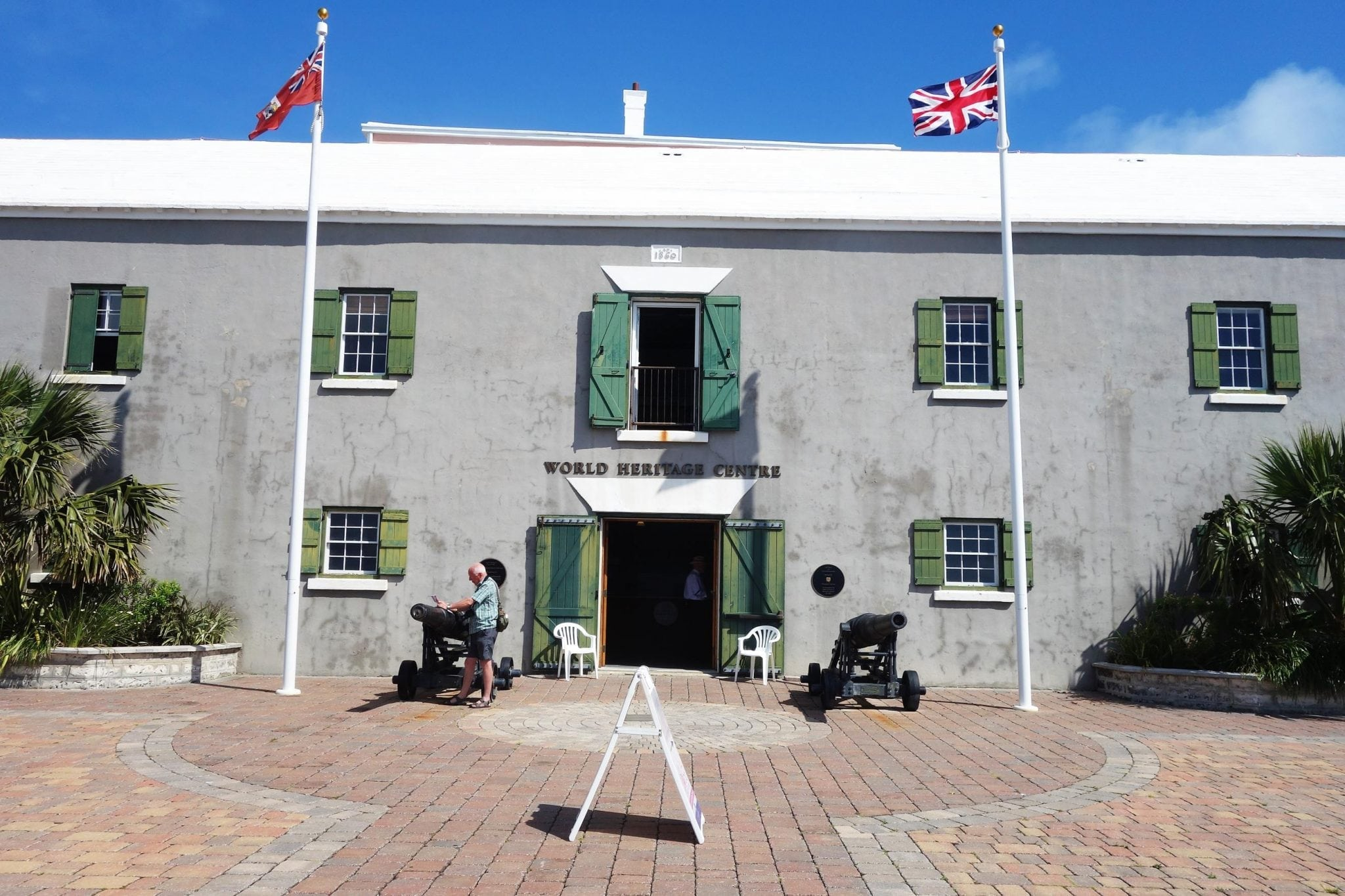 St George Bermuda Walking Tour