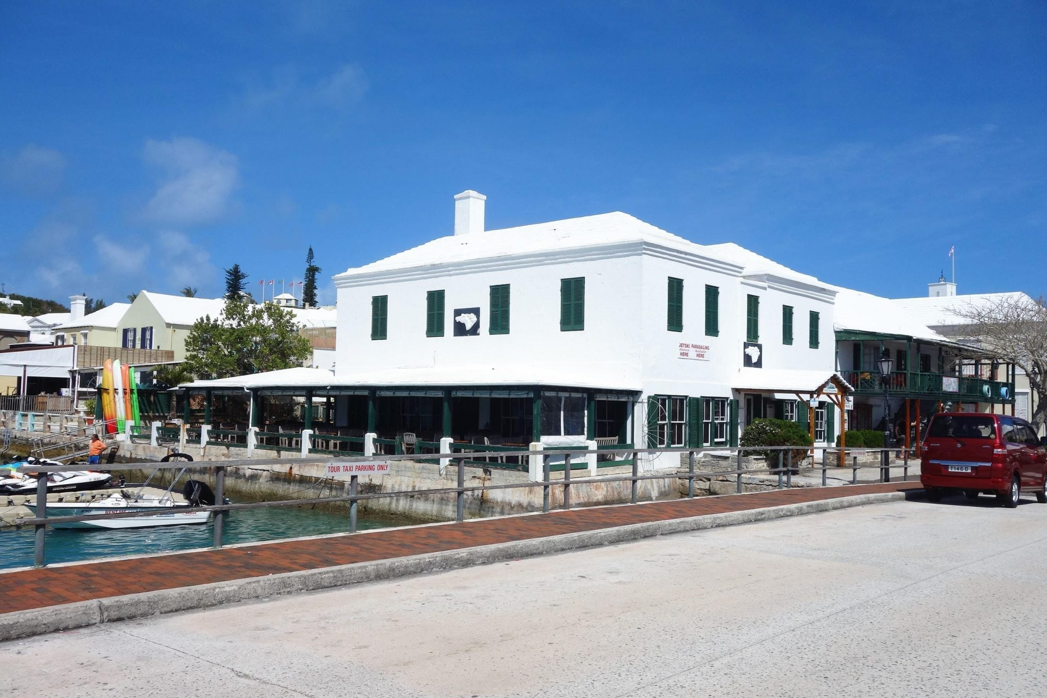 St George;s Bermuda Walking Tour