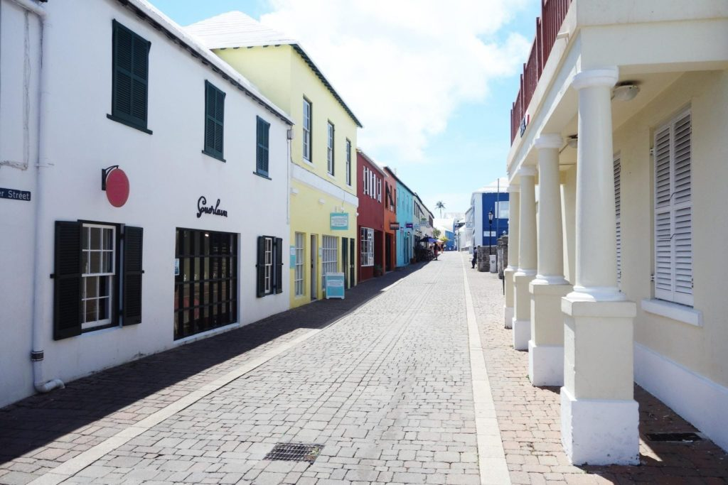 St. George's Bemuda Walking Tour